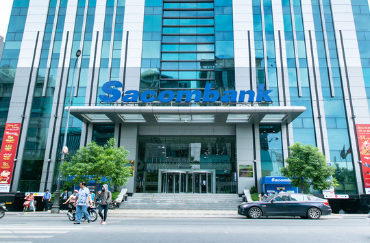 Sacombank muốn bán hết vốn tại công ty chứng khoán SBS - Ảnh 1.