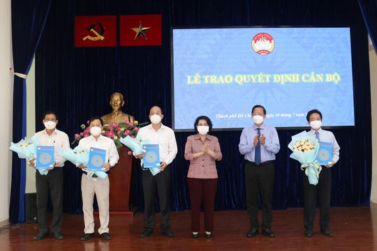 Ông Nguyễn Hồ Hải giữ chức Phó Chủ tịch không chuyên trách Ủy ban MTTQ TP HCM - Ảnh 1.