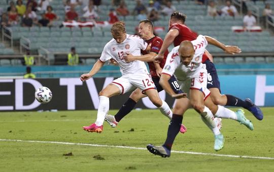 Đan Mạch xuất sắc vào bán kết Euro 2020 - Ảnh 6.