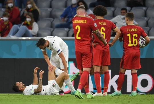 Tuyển Ý nhận hung tin khi hậu vệ Spinazzola đứt gân Achilles - Ảnh 3.