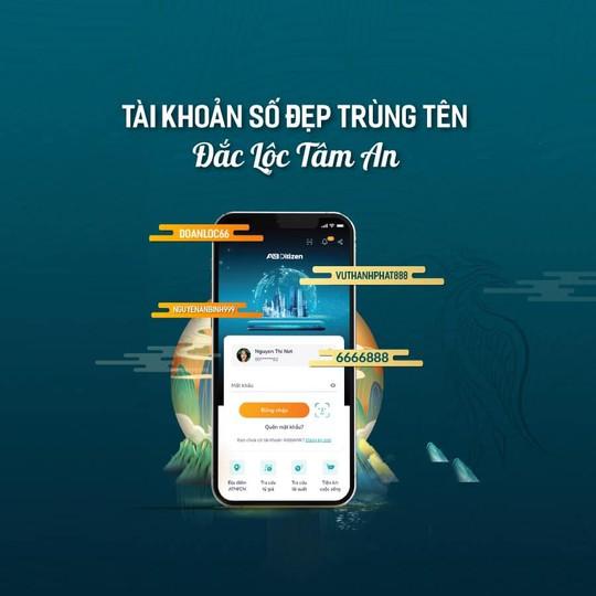 Ngân hàng Việt Nam đầu tiên cung cấp tên định danh tự chọn trong số tài khoản - Ảnh 1.