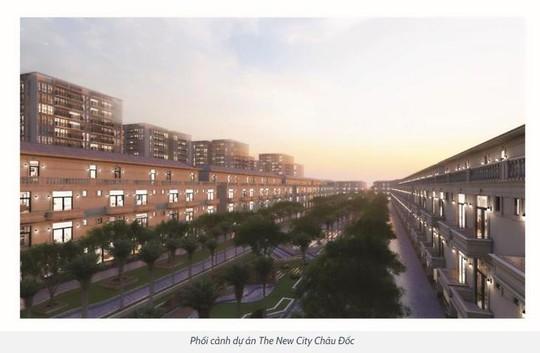 Vị trí đắc địa của The New City Châu Đốc - Ảnh 2.