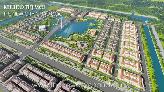 Tập đoàn Thiên Minh xây dựng khu đô thị tại trung tâm TP Châu Đốc - Ảnh 2.
