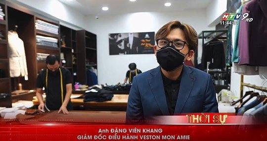 Phóng sự HTV9 – Dịch vụ tiện lợi giúp doanh nghiệp sinh tồn mùa dịch - Ảnh 2.