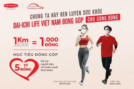 """Dai-ichi Life Việt Nam ra mắt """"Dai-ichi - Cung đường yêu thương 2021"""" - Ảnh 1."""