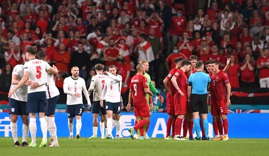 Được hưởng phạt đền, tuyển Anh vào chung kết Euro 2020 - Ảnh 8.