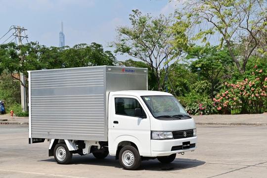 Chọn Suzuki Carry Pro trong tháng 7 - Đầu tư hợp lý, sinh lợi dài hạn - Ảnh 1.