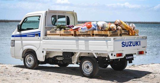 Chọn Suzuki Carry Pro trong tháng 7 - Đầu tư hợp lý, sinh lợi dài hạn - Ảnh 2.