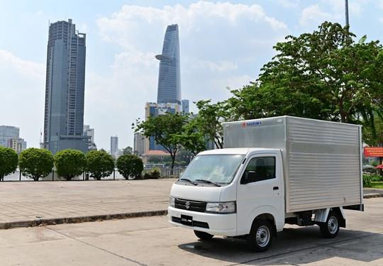 Chọn Suzuki Carry Pro trong tháng 7 - Đầu tư hợp lý, sinh lợi dài hạn - Ảnh 3.