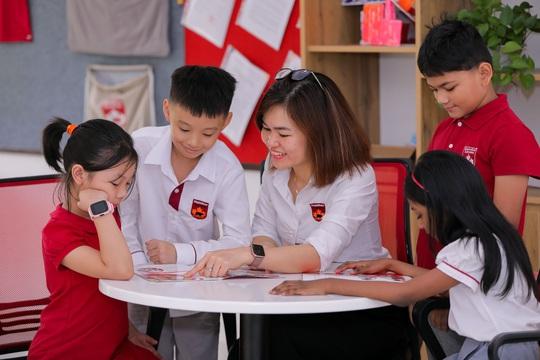 """Từ nền tảng kiến tạo, Sunshine Maple Bear sẵn sàng cho """"Năm học kết nối"""" 2021-2022 - Ảnh 3."""