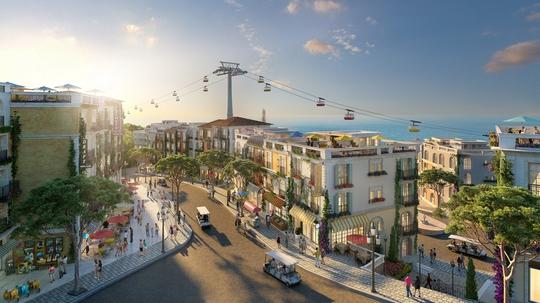 """The Center: Shophouse sở hữu tầm nhìn """"triệu đô"""" ở Nam Phú Quốc - Ảnh 4."""