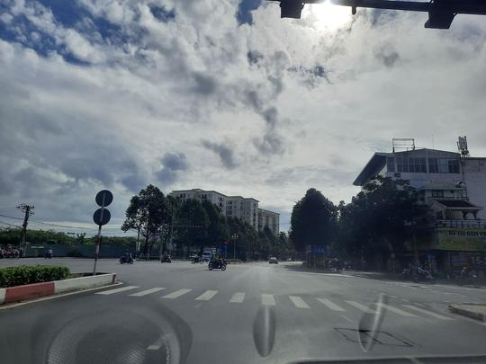 Hình ảnh TP Biên Hòa từ sáng đến trưa 9-7: Chưa bao giờ im ắng như vậy! - Ảnh 5.