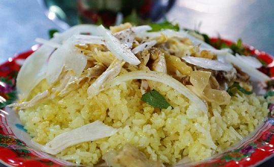 Những món cơm nổi tiếng từ Bắc vào Nam - Ảnh 4.