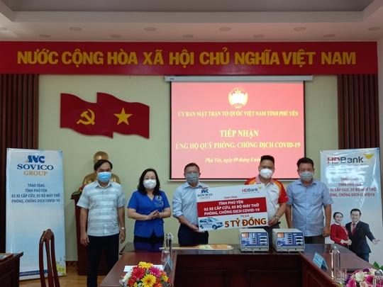 Phú Yên: Một bệnh nhân 5 tuổi mắc Covid-19 tử vong - Ảnh 2.