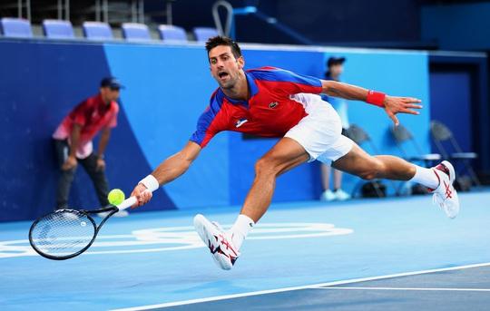 Djokovic hướng mục tiêu vô địch US Open 2021 - Ảnh 1.