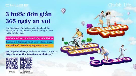 Chubb Life Việt Nam ra mắt 2 giải pháp bảo hiểm mới Chubb Pro và Chubb Share - Ảnh 1.