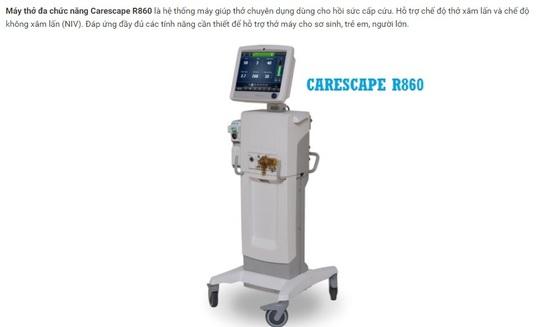 Techcombank tiếp tục chi viện máy thở và thiết bị y tế điều trị bệnh nhân Covid-19 đến Long An, Vĩnh Long - Ảnh 1.