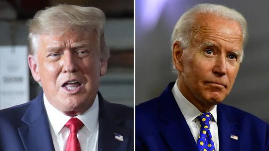 Ông Biden và ông Trump đấu khẩu gay gắt vì chiến sự Afghanistan - Ảnh 1.