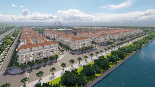 The New City Châu Đốc: Xây ngôi nhà thành tổ ấm - Ảnh 2.