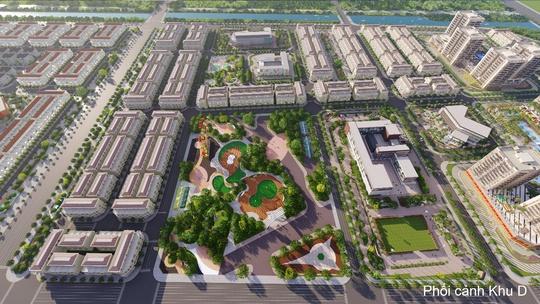 The New City Châu Đốc: Xây ngôi nhà thành tổ ấm - Ảnh 1.