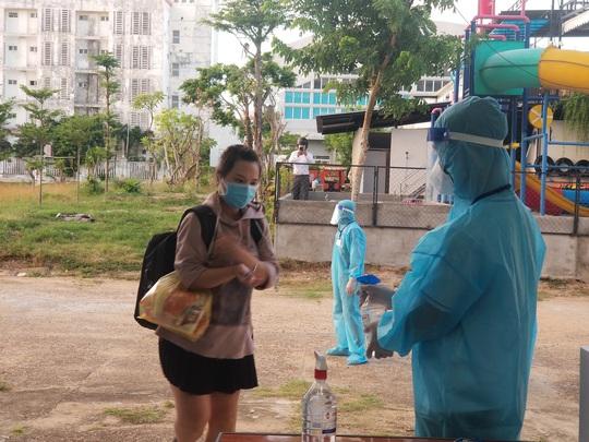 Phú Yên bắt đầu đón công dân từ Đồng Nai về quê - Ảnh 1.