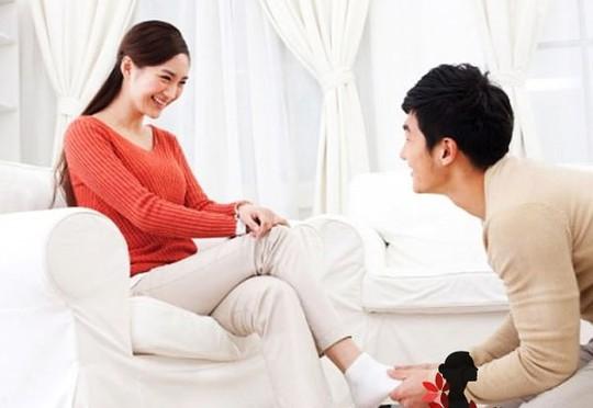 Dành cho chồng cơ hội thấy vợ bé bỏng - Ảnh 1.
