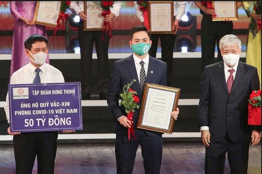 Tập đoàn Hưng Thịnh tiếp tục góp 10 tỉ đồng hỗ trợ triệu suất ăn cho người nghèo - Ảnh 3.