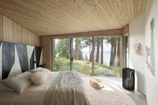Ngắm nhìn cabin tuyệt đẹp nằm gần rừng Vancouver - Ảnh 5.