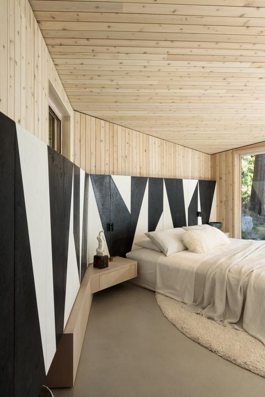 Ngắm nhìn cabin tuyệt đẹp nằm gần rừng Vancouver - Ảnh 6.