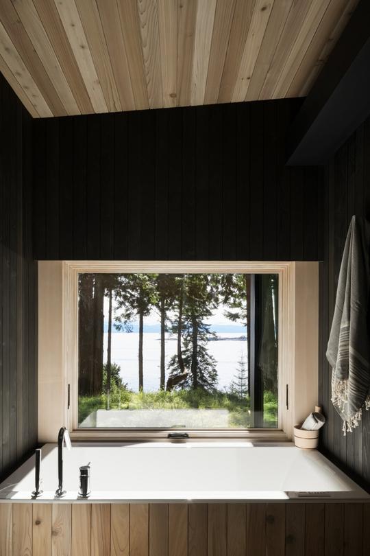 Ngắm nhìn cabin tuyệt đẹp nằm gần rừng Vancouver - Ảnh 7.