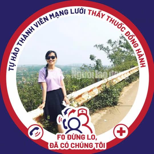 Nữ bác sĩ Quảng Nam khẩn thiết xin được vào TP HCM chống dịch - Ảnh 3.