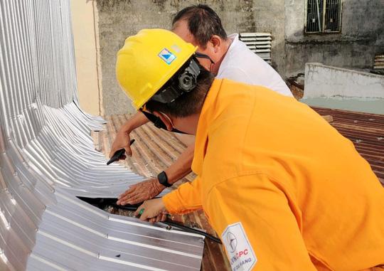 Miền Trung: Mức tiêu thụ điện hộ gia đình tăng do nắng nóng và dịch bệnh - Ảnh 2.