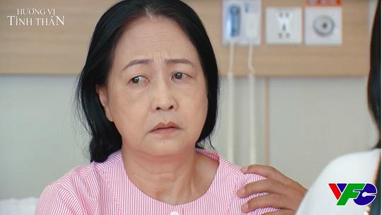 Hương vị tình thân phần 2 tập 4: Bà Xuân tức giận khi chạm trán Nam tại bệnh viện - Ảnh 2.