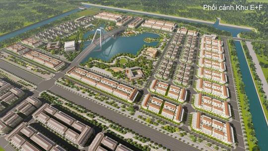 The New City Châu Đốc: Đô thị trung tâm - tiện nghi xứng tầm - Ảnh 1.