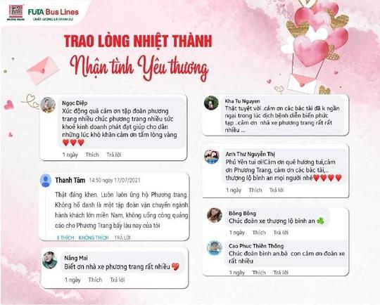 """Phương Trang và hành trình """"Trả ơn đất nước – Đóng góp cộng đồng"""" - Ảnh 3."""