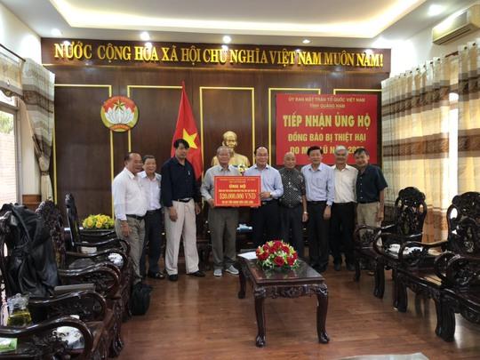 Người thuê 2 máy bay đưa đồng hương về Quảng Nam: Sẽ giúp người nghèo tới khi ôm nải chuối! - Ảnh 3.