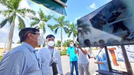 Bệnh viện tư nhân đầu tiên tại TP HCM chuyển đổi toàn bộ làm nơi điều trị Covid-19 - Ảnh 3.