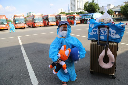 Danh sách 700 công dân Phú Yên được đón về quê ngày mai - Ảnh 1.