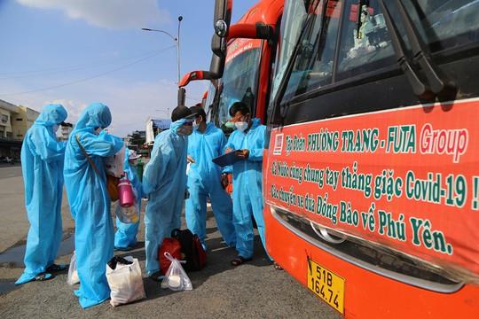 Danh sách 700 công dân Phú Yên được đón về quê ngày mai - Ảnh 2.