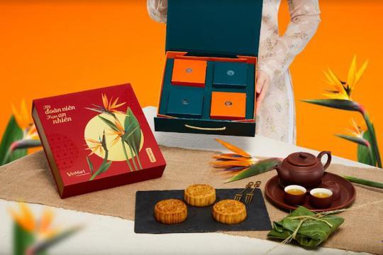 VinMart hâm nóng thị trường thực phẩm mùa trăng với 8 vị bánh trung thu cao cấp - Ảnh 3.