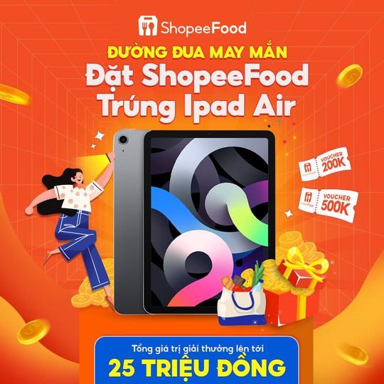 ShopeeFood mang đến các ưu đãi hấp dẫn và minigame thú vị cho người dùng - Ảnh 4.