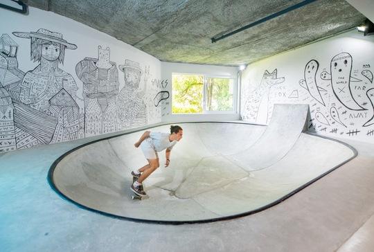 10 thiết kế phòng gym tại nhà - Ảnh 5.