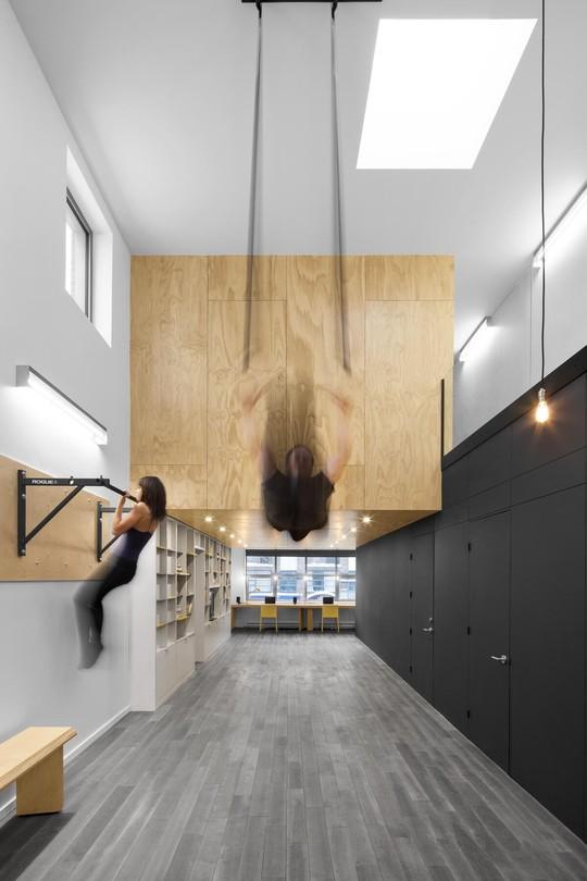 10 thiết kế phòng gym tại nhà - Ảnh 6.