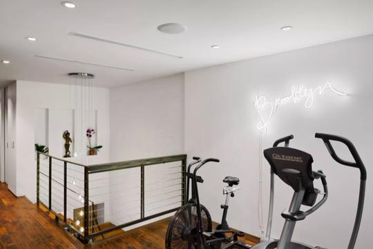 10 thiết kế phòng gym tại nhà - Ảnh 8.