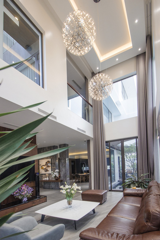 Gia đình Hải Phòng chi triệu USD để xây căn nhà xanh - Ảnh 11.