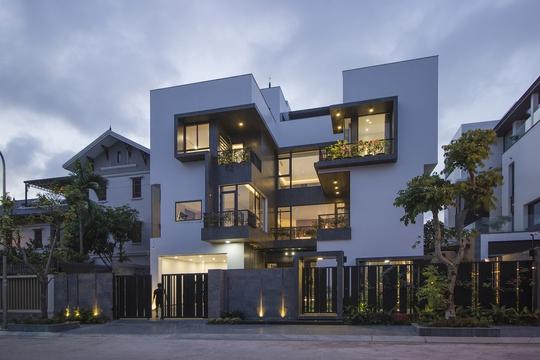 Gia đình Hải Phòng chi triệu USD để xây căn nhà xanh - Ảnh 12.