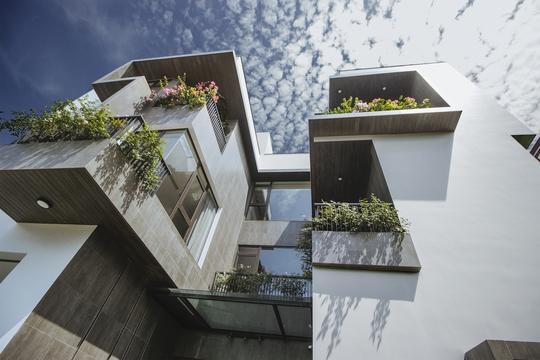 Gia đình Hải Phòng chi triệu USD để xây căn nhà xanh - Ảnh 3.