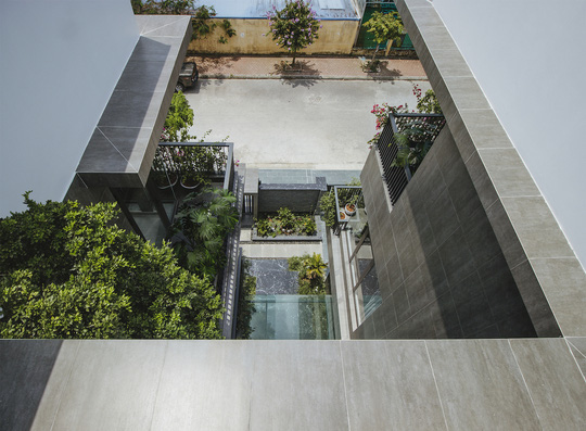 Gia đình Hải Phòng chi triệu USD để xây căn nhà xanh - Ảnh 4.