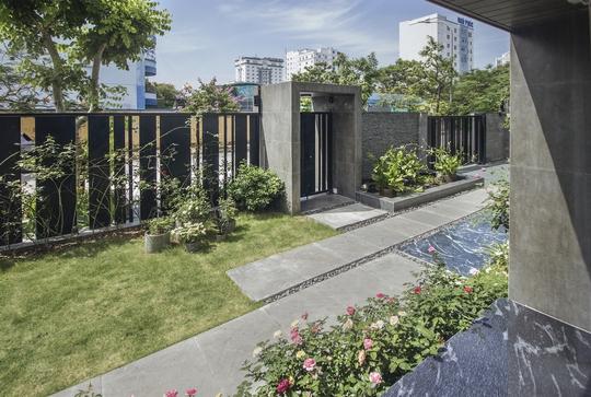 Gia đình Hải Phòng chi triệu USD để xây căn nhà xanh - Ảnh 5.