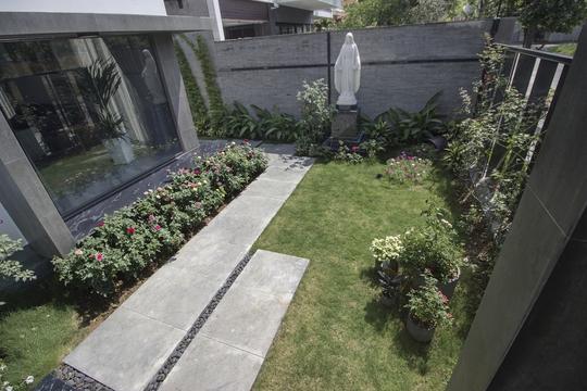 Gia đình Hải Phòng chi triệu USD để xây căn nhà xanh - Ảnh 6.